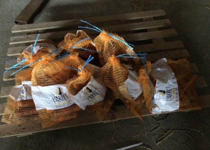 Trouvez votre producteur de pommes de terre à Cappelle-Brouck